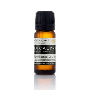 Eucalyptus - Classic Scented Pure Essential Oil Made By Zen 10ml